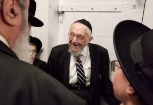 """Two Encounters With HaRav Dovid Feinstein, zt""""l 1"""